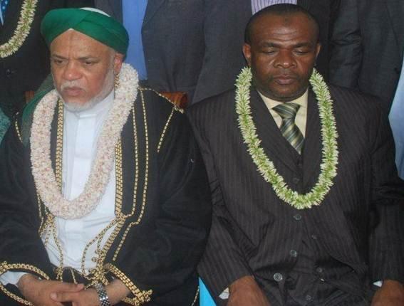Cheikh MC : « Anissi a été le candidat de Sambi, d'Ikililou et maintenant d'Azali »