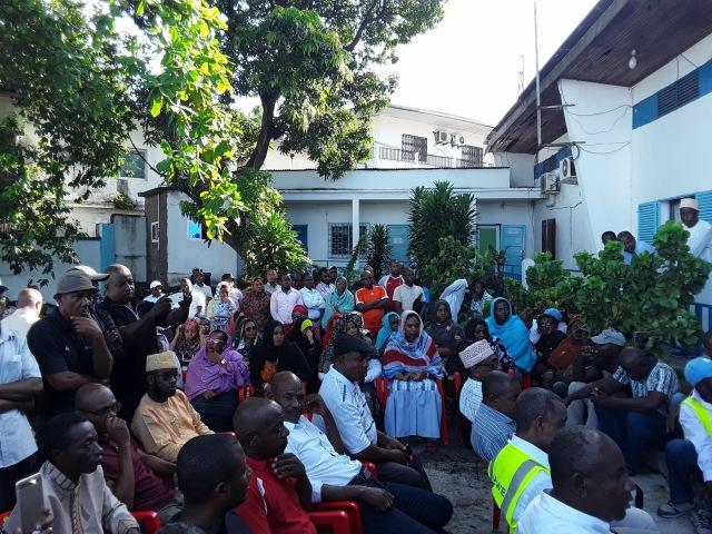 Un jeune, un emploi: 150 agents de la Mamwe viennent d'être virés de leurs fonctions